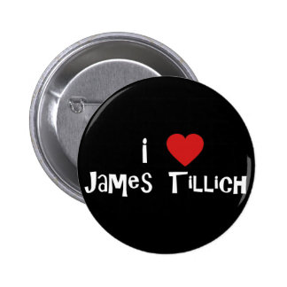 I Heart James Tillich Buttons