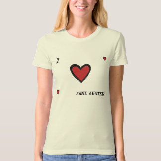 I heart Jane Austen T-Shirt