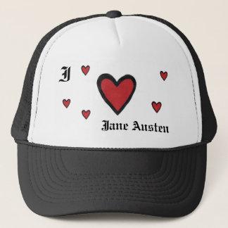 I heart Jane Austen Trucker Hat