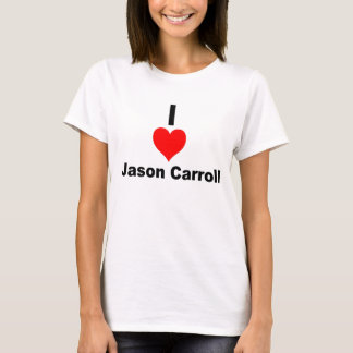 I Heart Jason Carroll T-Shirt