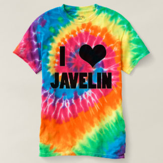 I Heart Javelin, Javelin Throw Shirt
