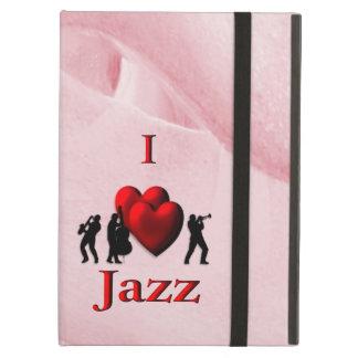 I Heart Jazz iPad Air Covers