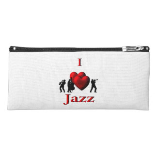 I Heart Jazz Pencil Case