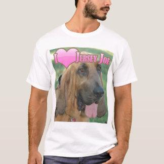 "I ""heart"" Jersey Joe T-Shirt"