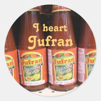 I heart Jufran sticker