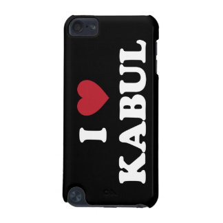 I Heart Kabul Afghanistan iPod Touch (5th Generation) Covers