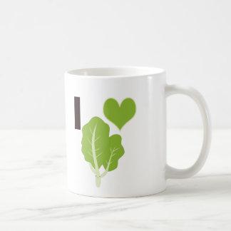 I heart Kale Coffee Mug