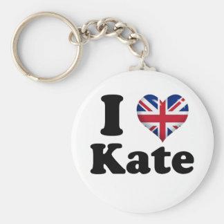 I Heart Kate Keychain