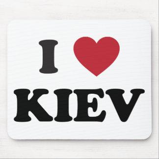 I Heart Kiev Ukraine Mousepads