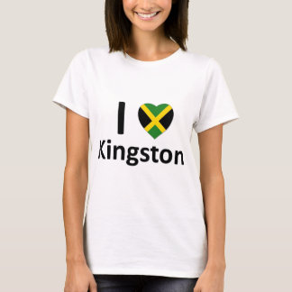 I heart Kingston (Jamaica) T-Shirt