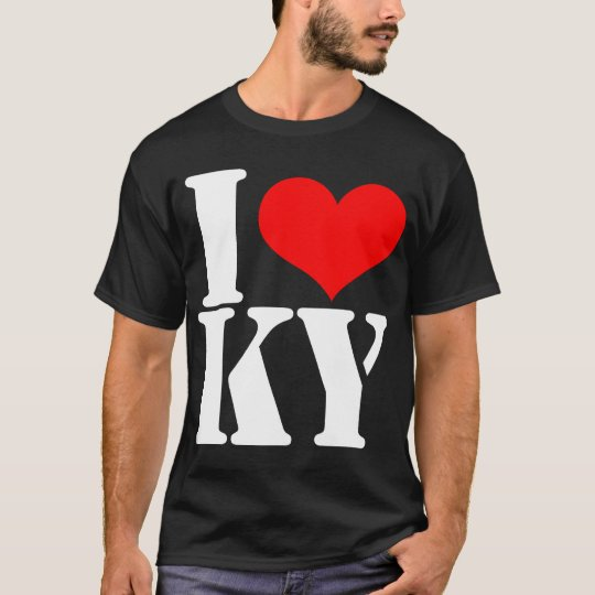 I Heart KY T-Shirt