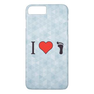 I Heart Leaving My Mark iPhone 7 Plus Case