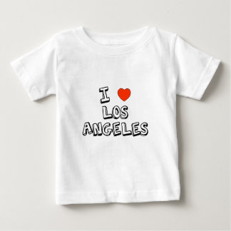 I Heart Los Angeles Baby T-Shirt