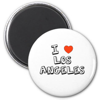 I Heart Los Angeles Magnet