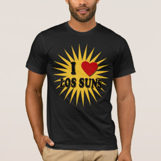 I Heart Los Suns I Love Los Suns Tshirts