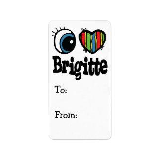 I Heart (Love) Brigitte