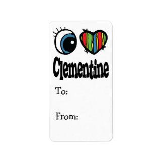 I Heart (Love) Clementine