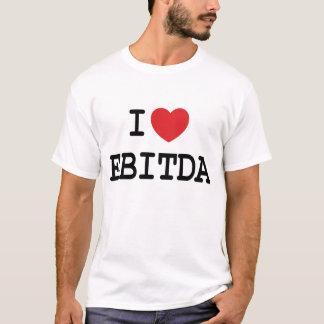 I heart / love EBITDA T-Shirt