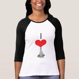 I Heart (Love) Kangaroos Shirt