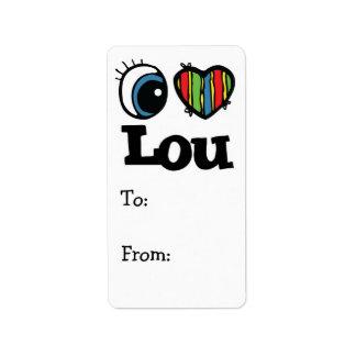 I Heart (Love) Lou