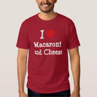 I heart (love) Macaroni and Cheese Tees