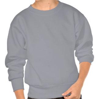i heart/love [ personalizable ] 80's retro rainbow pullover sweatshirts