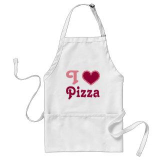 I Heart (Love) Pizza Gift Apron