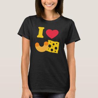 I Heart Mac and Cheese T-Shirt