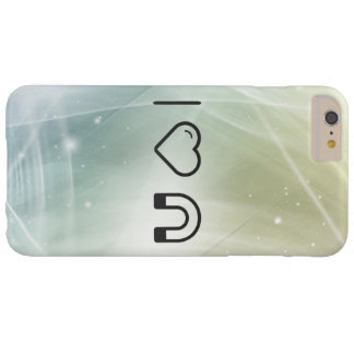 I Heart Magnets Barely There iPhone 6 Plus Case