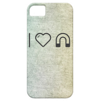 I Heart Magnets iPhone 5 Cover