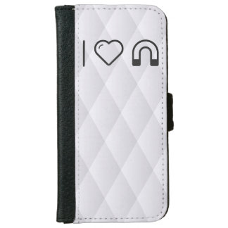 I Heart Magnets iPhone 6 Wallet Case
