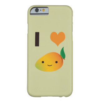 I Heart Mango Barely There iPhone 6 Case