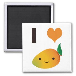 I Heart Mango Magnet