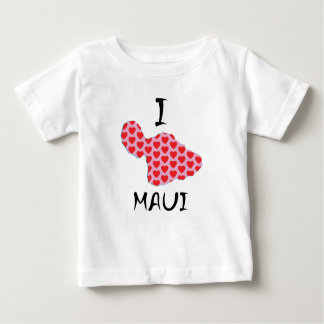 I heart Maui Baby T-Shirt