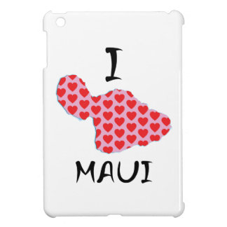 I Heart Maui Cover For The iPad Mini