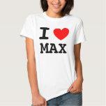 I Heart Max Shirt