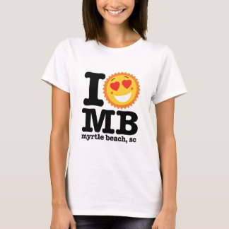 I Heart MB T-Shirt