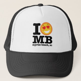 I Heart MB Trucker Hat