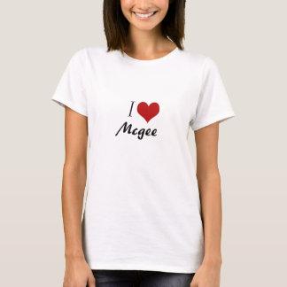I Heart Mcgee T-Shirt