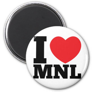 I Heart MNL Magnets