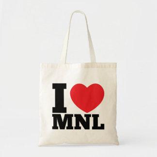I Heart MNL Tote Bag