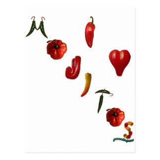 I Heart Mojitos Postcard