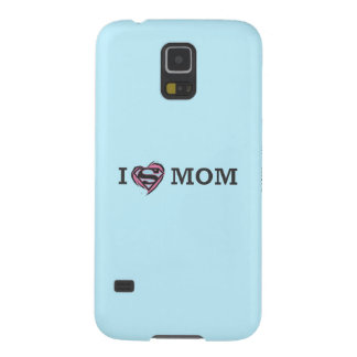 I Heart Mom Galaxy S5 Cover