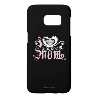 I Heart Mom  Pink Samsung Galaxy S7 Case