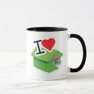 I Heart Monopoly Mug