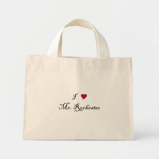I Heart Mr. Rochester bag