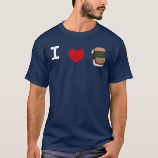 I *heart* Musubi T-Shirt (dark)