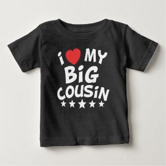 I Heart My Big Cousin Baby T-Shirt
