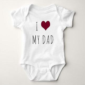 I Heart My Dad Creeper