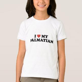 I Heart My Dalmatian T-Shirt